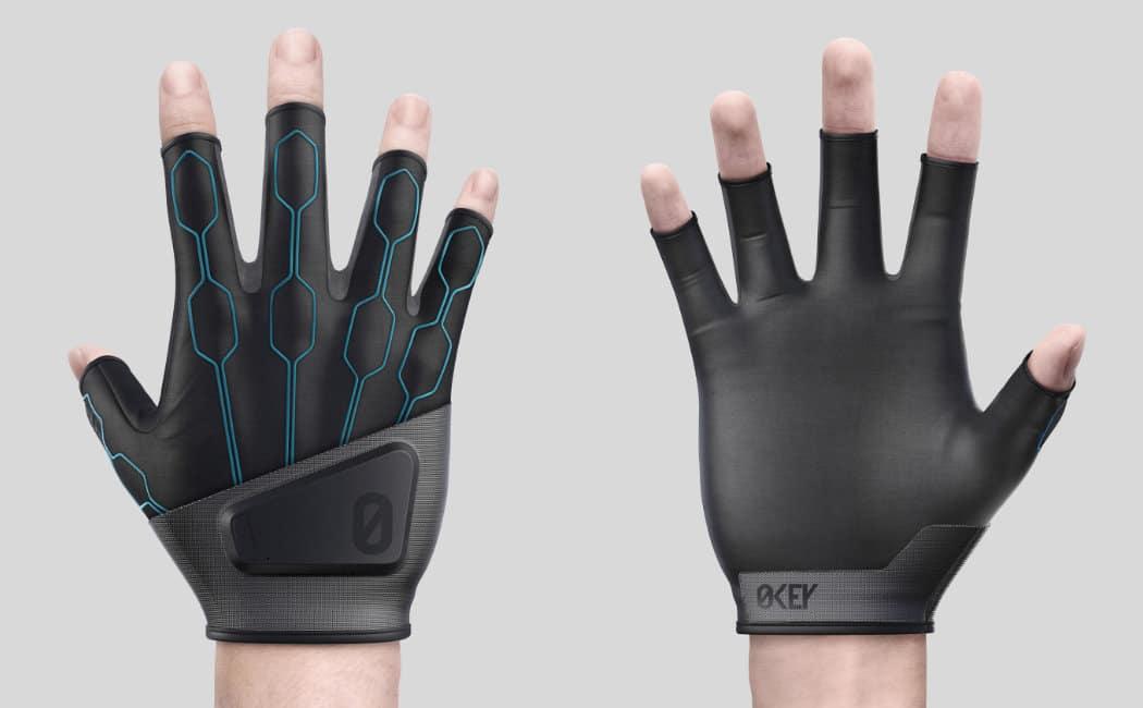 دستکش مخصوص واقعیت های مجازی
