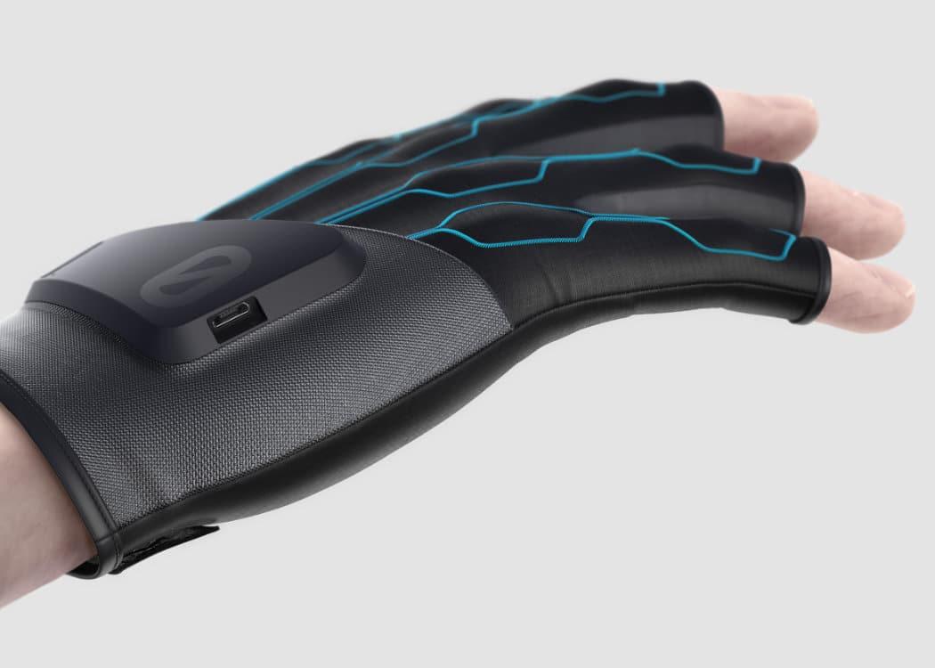 دستکش مخصوص واقعیت مجازی
