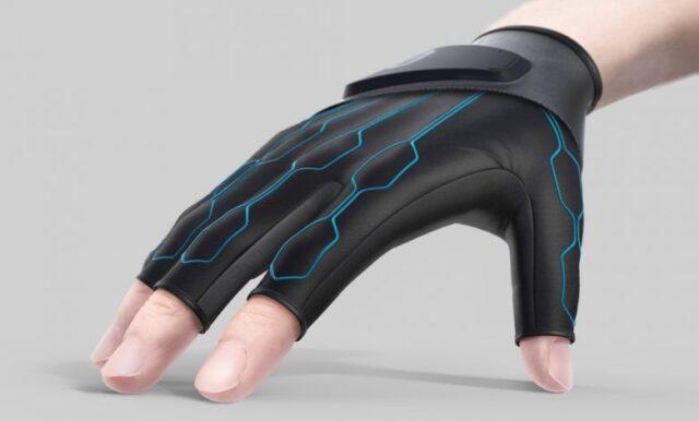 دستکش مخصوص واقعیت مجازی (VR) + نرم افزار های پزشکی درمان دکتر