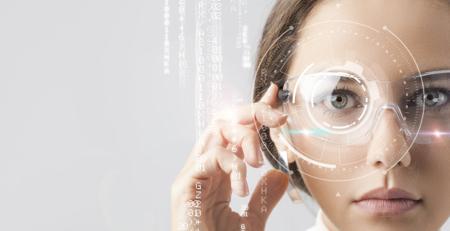 تشخیص فشار داخل چشم با لنز