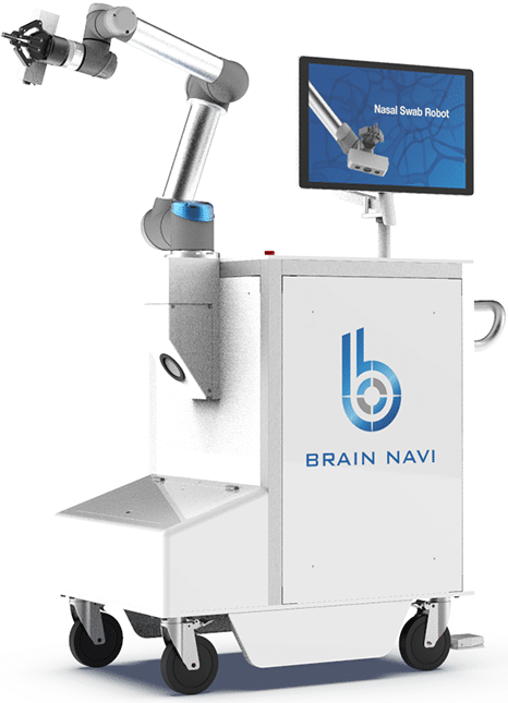 دستگاه سواب بینی + نرم افزار مغز و اعصاب درمان دکتر
