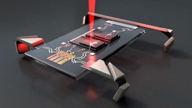 ریز ربات های پزشکی + نرم افزار فشار خون درمان دکتر