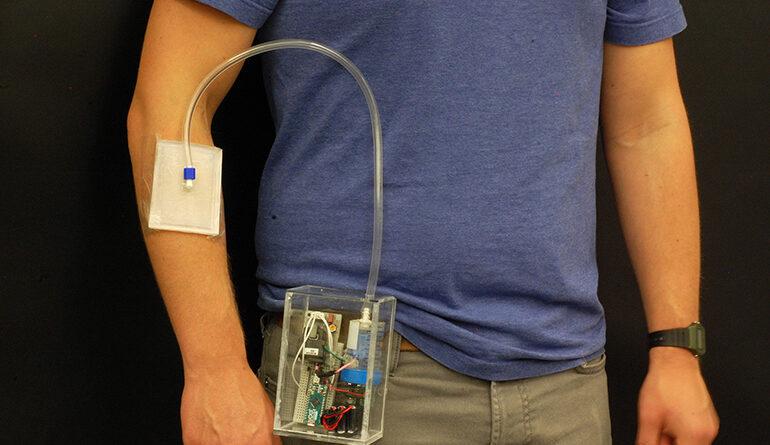 دیتگاه اوزون تزاپی + تزم افزار دیابت درمان دکتر