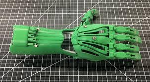 فناوری چاپ سه بعدی برای ساخت دست مصنوعی + نرم افزار های پزشکی درمان دکتر