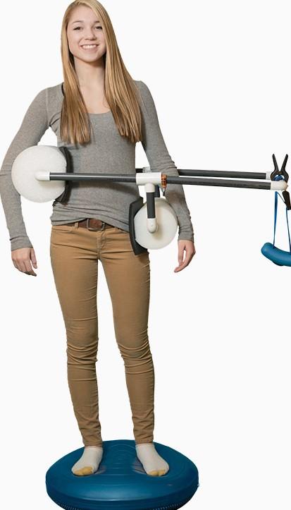 دستگاه برای انحنای بدنی