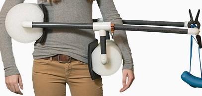دستگاهی برای انحنای بدن