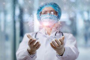 کمک هوش مصنوعی به پزشکی+نرم افزار های پزشکی اختصاصی درمان دکتر